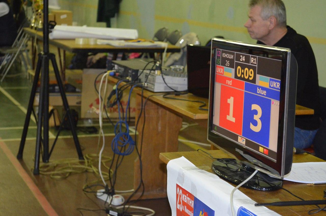 Миколаївські тхекводисти вибороли два командні місця на Відкритому чемпіонаті області
