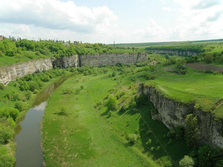 ТОП-5 каньонів України, від яких захоплює дух - фото 4