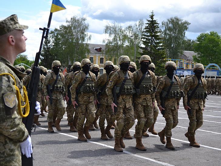 ВВСУ начали создание нового сержантского корпуса