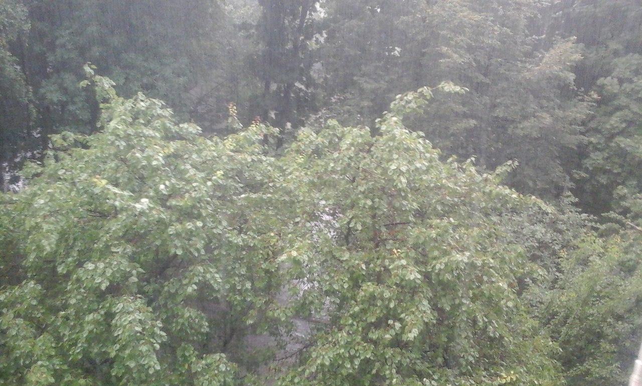 Харків накрила потужна злива (ВІДЕО, ФОТО)  - фото 2