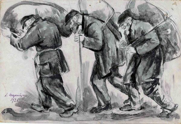 Бляхар, барабанщик, носильники та жителі богадільні - як виглядали вінничани сто років тому  - фото 3