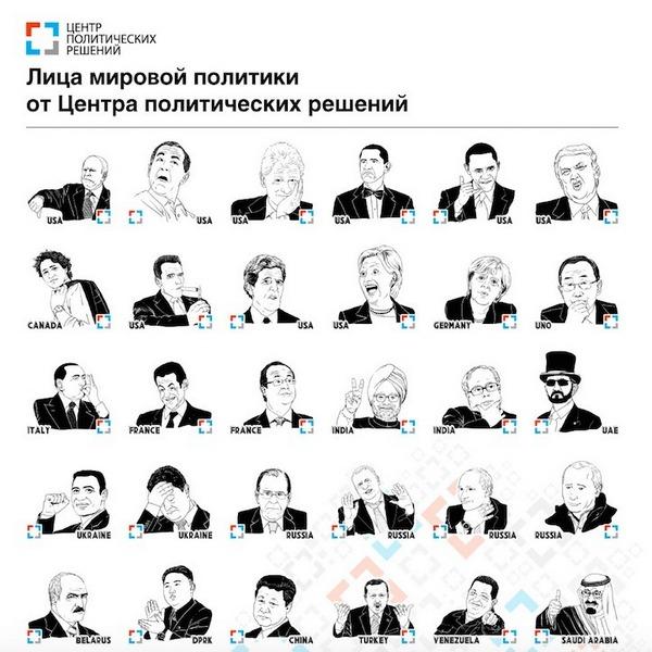 Обличчя українських і світових політиків стали смайлами - фото 1