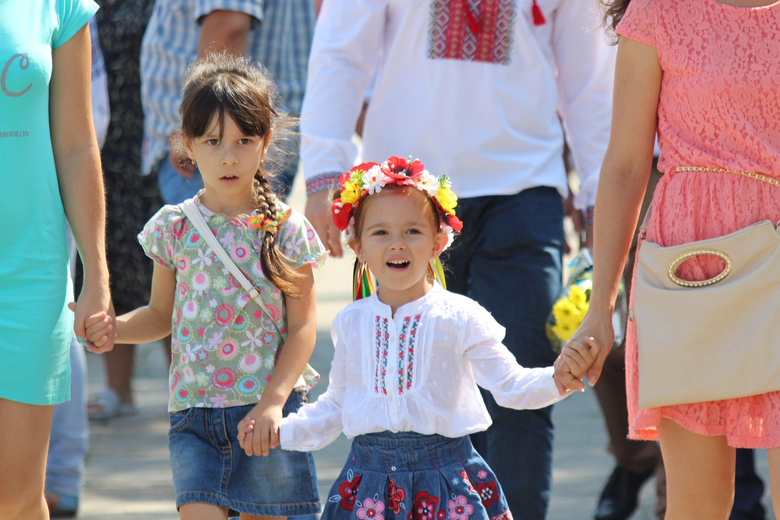 Миколаїв встановили рекорд з найбільшої кількості національної символіки на воді