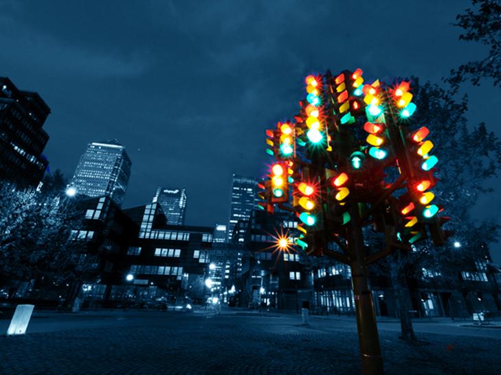 15 найдивніших світлофорів світу - фото 15