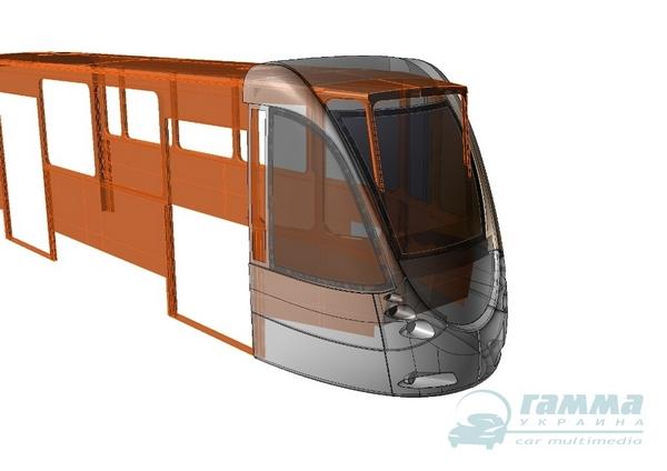 Автори тюнінгу Бентлі та Ферарі проектували вінницький трамвай  - фото 4