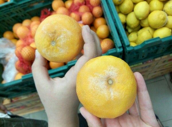 Миколаївці склали вірш про гнилі лимони у місцевому супермаркеті - фото 1