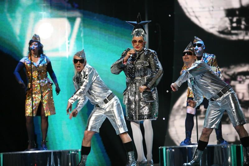 В чому і за скільки виступали українці на Євробаченні - фото 5