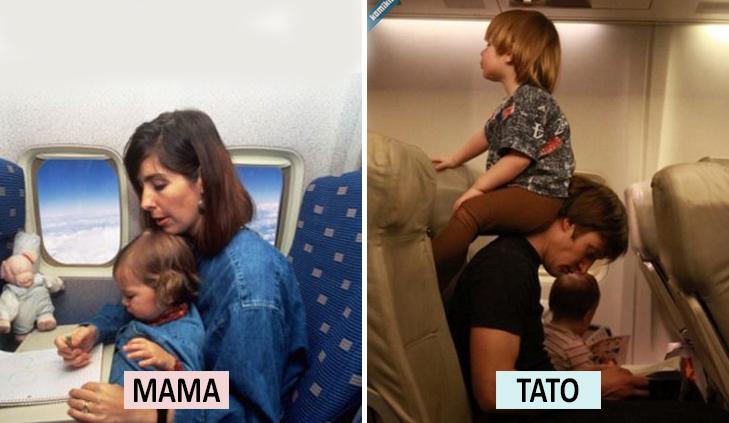 Мама Vs Тато: Як по-різному можна виховувати дитину  - фото 14