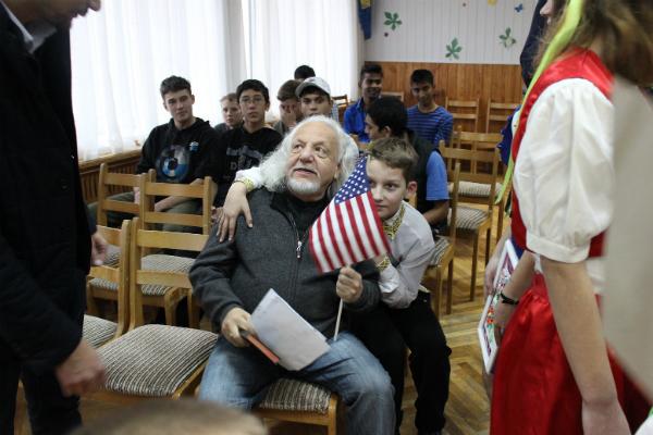 Святослав Козирєв відвідав притулок для неповнолітніх на Троєщині - фото 2