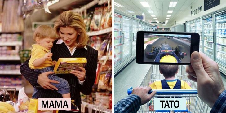 Мама Vs Тато: Як по-різному можна виховувати дитину  - фото 11