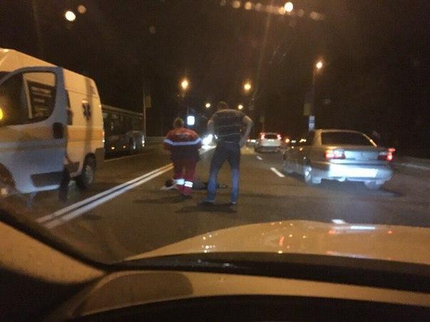 У Харкові поліцейські переїхали неадекватного чоловіка - фото 1