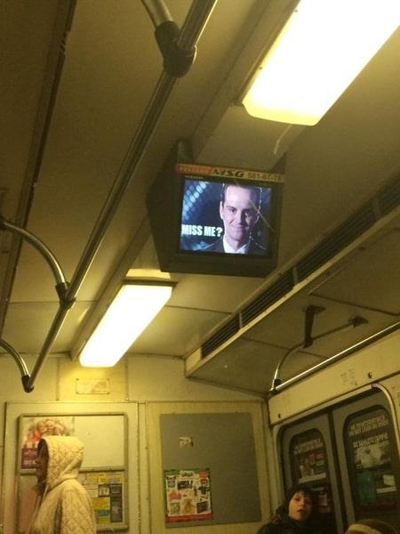Хакери зламали монітори столичного метро - фото 1
