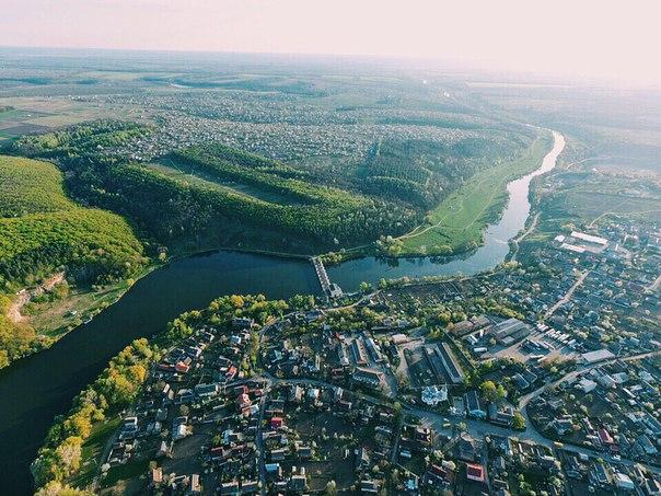 Вінничанам показали, як виглядає місто з висоти пташиного польоту - фото 1