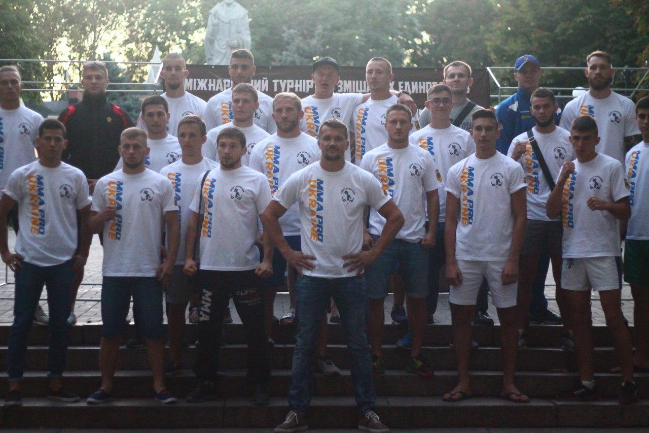 У Миколаєві влаштують турнір мікс файт пам'яті загиблих в зоні АТО