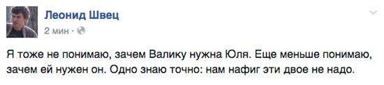 Навіщо Валіку потрібна Юля та всеукраїнський гастрольний тур борців з корупцією - фото 2