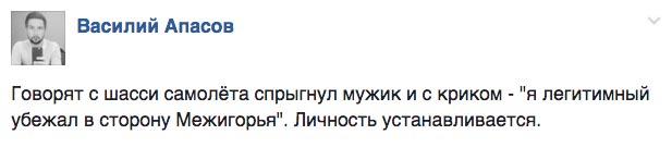 Хто зістрибнув з шассі літака Савченко та чому Порошенко не поїхав в Бориспіль - фото 9