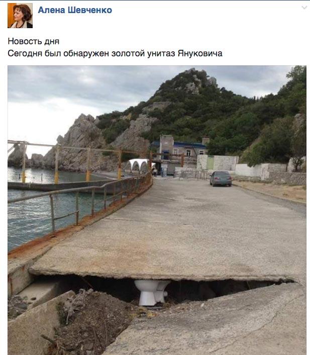Знайшовся золотий унітаз Януковича та як Хомутинник з Ірландією у футбол грав - фото 13