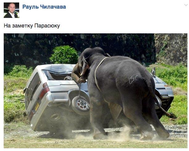 12 подвигів Парасюка та країна потребує психіатрів-професіоналів - фото 2