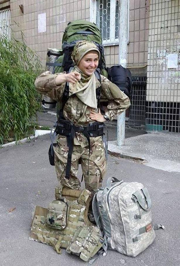 Душевні фото. Жінки на війні (ФОТО) - фото 11