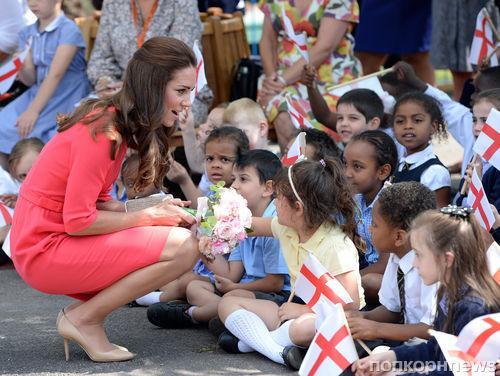 Як Кейт Міддлтон косить під принцесу Діану - фото 10