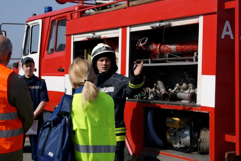 День безпеки на АЗС SHELL: Знання, що рятують життя - фото 4