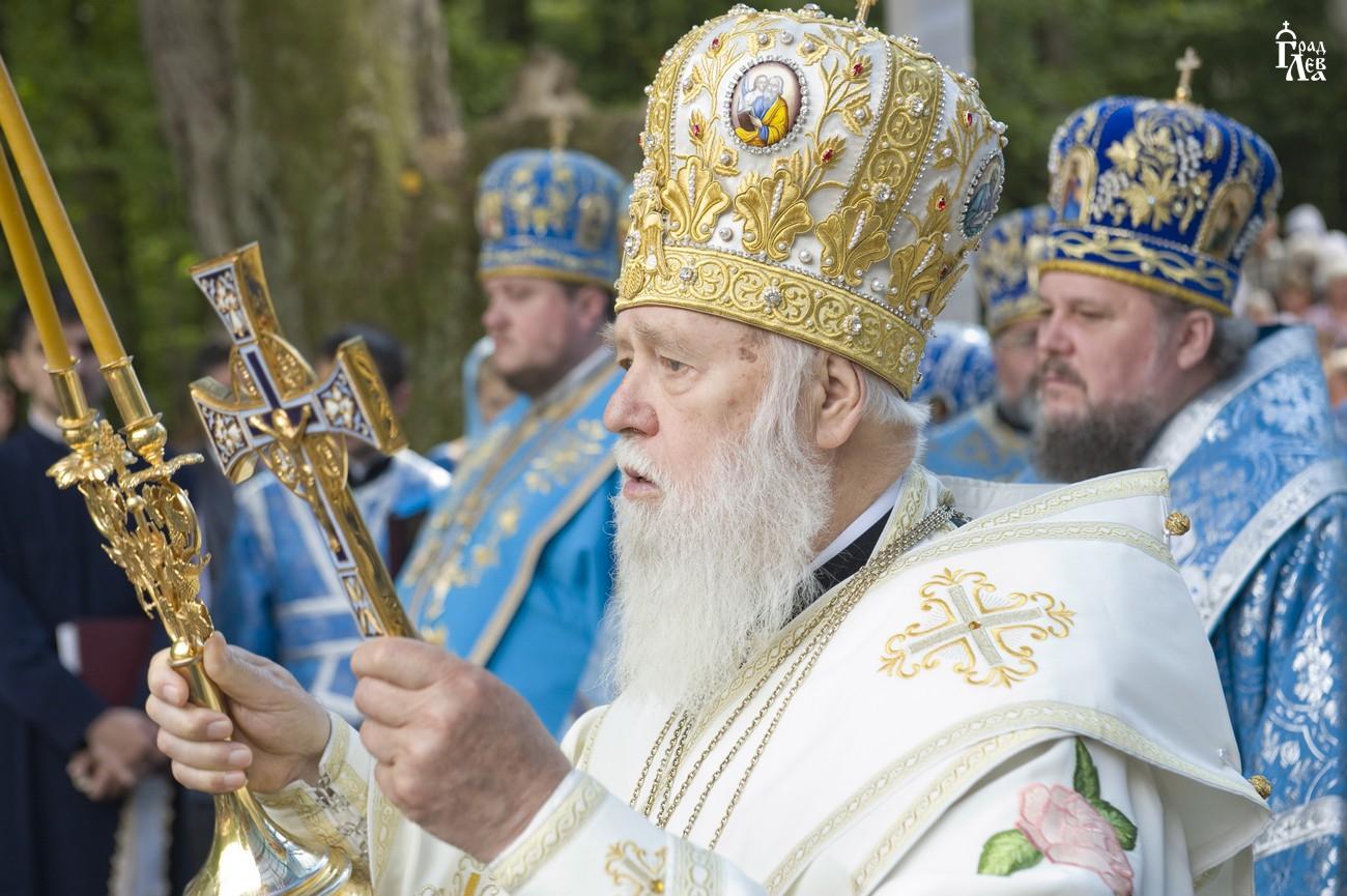Глави церков привітали українців з Великоднем - фото 1