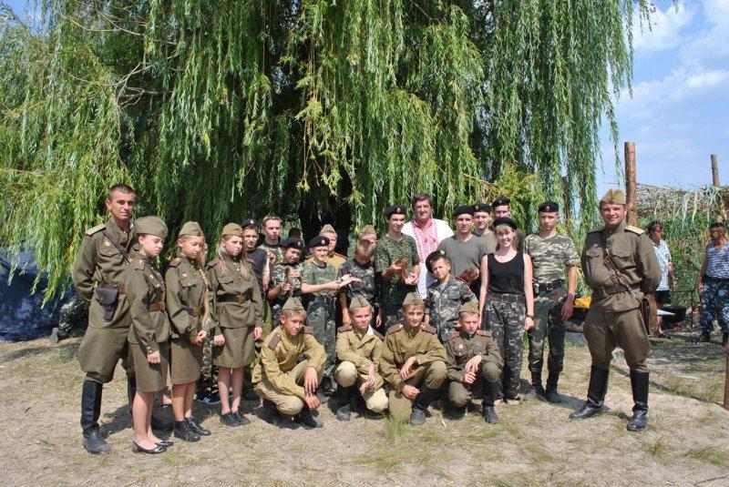 Як під Києвом тренують майбутніх проросійських терористів - фото 1