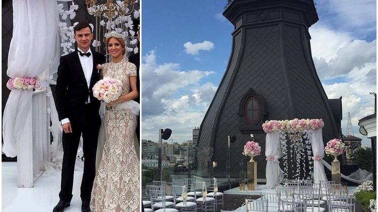 Гелетей одружив сина за півтора мільйона гривень - фото 1