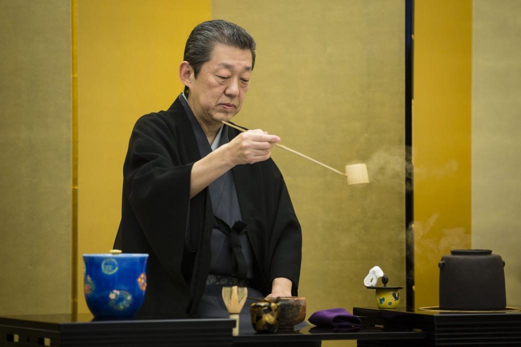 Порошенко почаював з керівниками Японії - фото 1