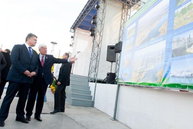 """Порошенко: відродження України починається з таких підприємств, як """"НІБУЛОН"""" - фото 3"""