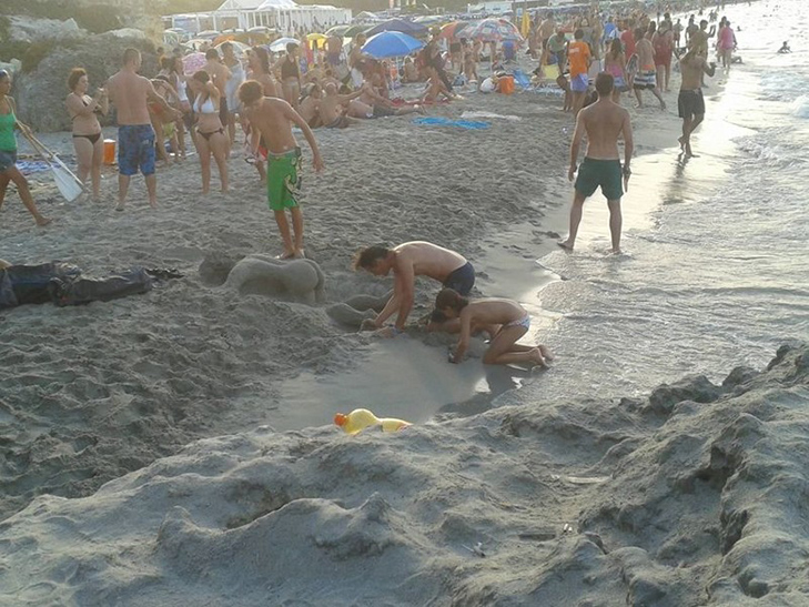 30 дивних і кумедних пляжних фотографій (Частина 2) - фото 27