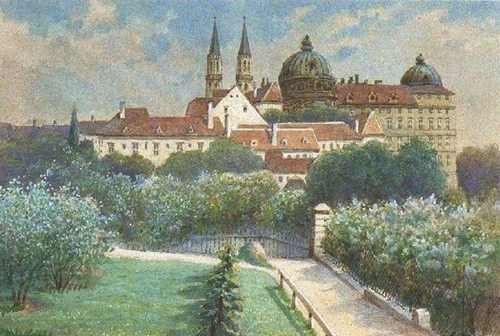 Як виглядають картини, які малював Гітлер - фото 8