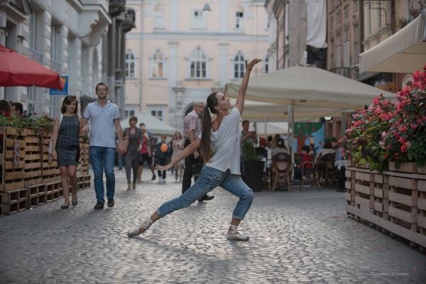 Українські танцівники долучилися до міжнародного проекту Ballerina  - фото 3