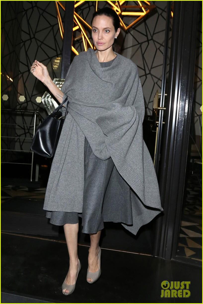 Як виглядає виснажена Анджеліна Джолі після госпіталізації  - фото 1