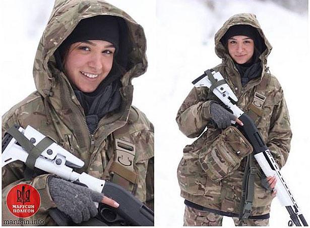 Душевні фото. Жінки на війні (ФОТО) - фото 8