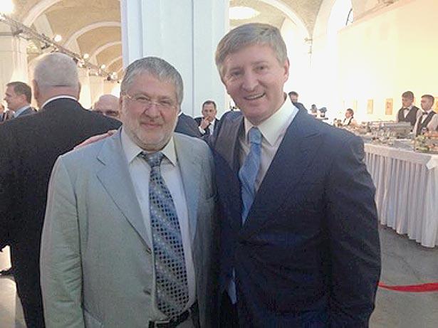 Створюючі партію без себе, Коломойський ризикує повторити долю Ахметова - фото 1