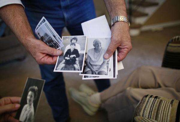 Як через 70 років ветеран Другої світової війни знайшов кохану - фото 4