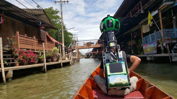 Як хлопець із рюкзаком Google пройшов пішки 500 км, щоб показати усім Таїланд - фото 4