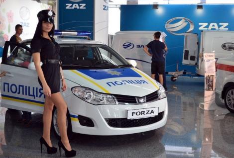 Поліція пересяде на ЗАЗ - фото 1