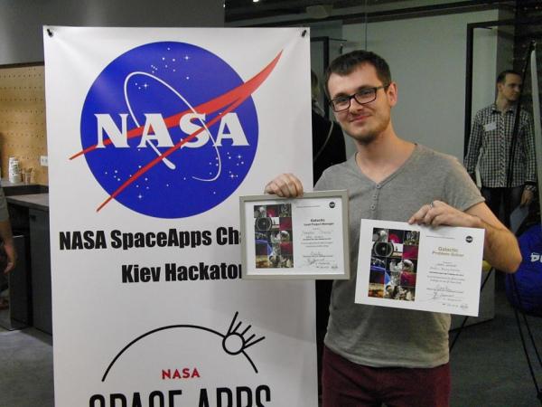Український проект буде представлено на події, яку проводить NASA - фото 1