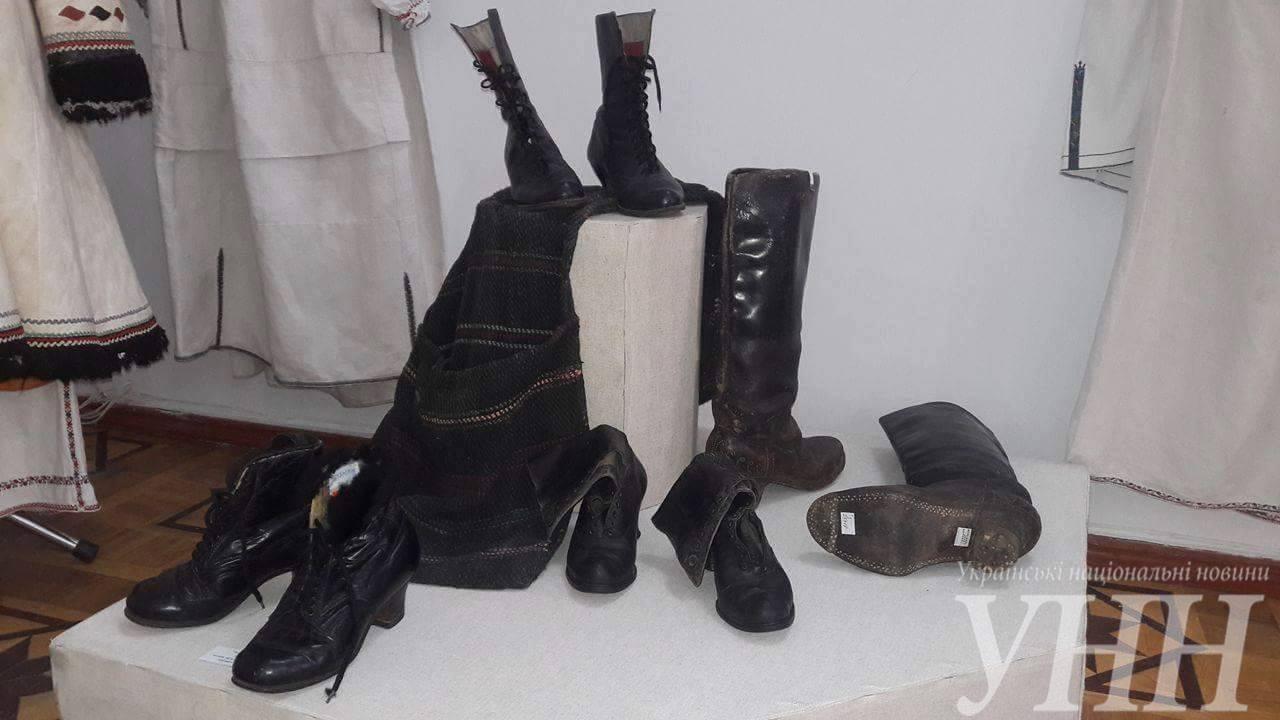 Вінничанам презентували виставку старовинної вишивки - фото 1