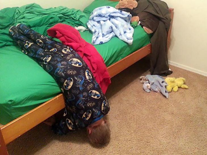 35 кумедних доказів того, що діти можуть заснути де завгодно - фото 31
