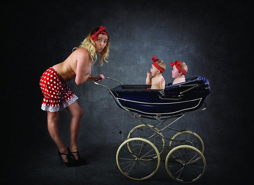 Календар дітей із синдромом Дауна та з оголеними акушерками підкорив інтернет  - фото 6