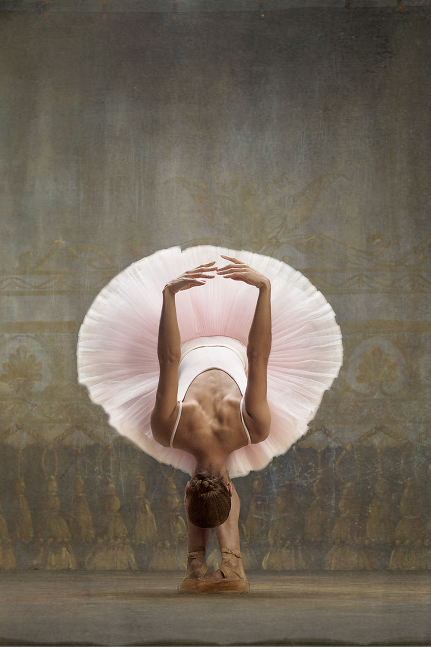 """Як неймовірно гарна балерина """"оживила"""" картини відомого імпресіоніста  - фото 6"""