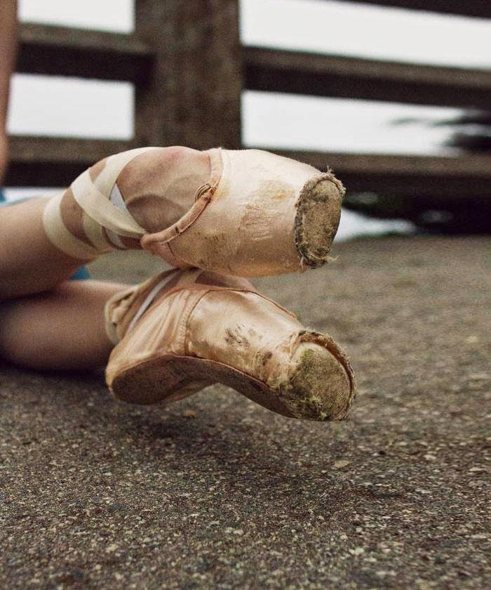 Ціна оплесків: неймовірні фото з балетного життя - фото 8