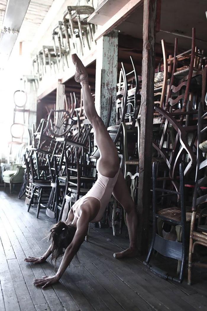 Ціна оплесків: неймовірні фото з балетного життя - фото 4