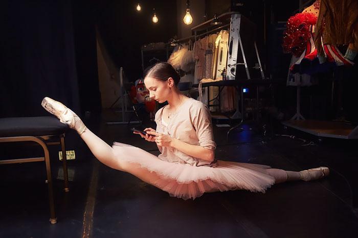 Ціна оплесків: неймовірні фото з балетного життя - фото 2