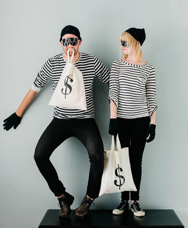 Простые костюмы на хэллоуин