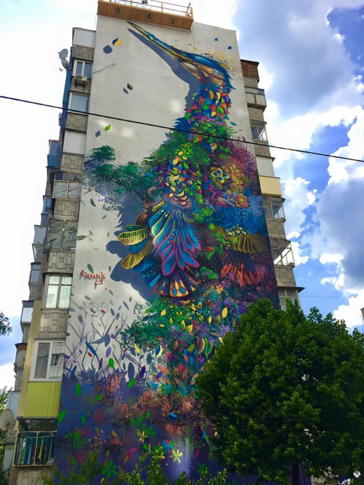 Усі мурали Києва - фото 17