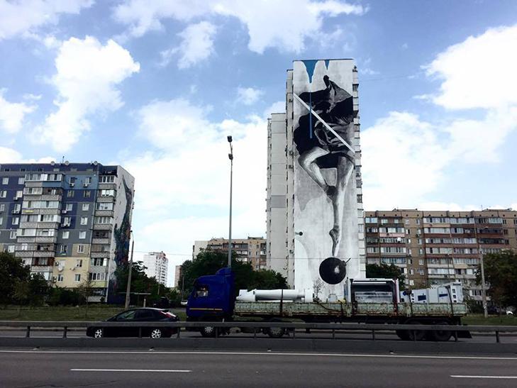 Усі мурали Києва - фото 26